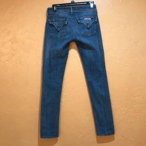 Hudson Collin Supermodel Skinny Jeans Size 26